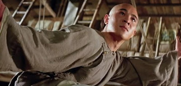 Jet Li in Once Upon a Time in China