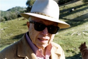 King Vidor. Photo by G. Scott Campbell. Courtesy of Chris Cooke.