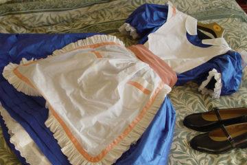 Alice in Wonderland fashion
