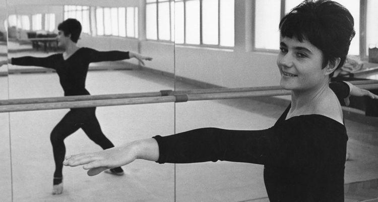 Something Different - Eva Practicing