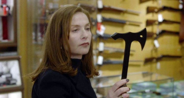 isabelle huppert and